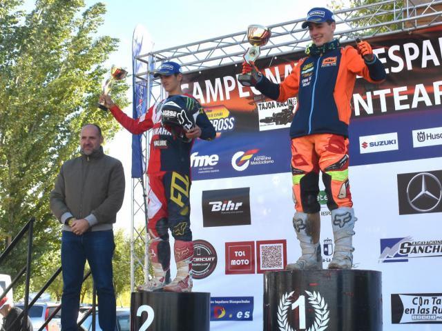 Montearagón acogió el Campeonato de España de Motocross MX
