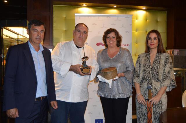 Reconcimiento de la Junta a José Andrés, el chef que triunfa en Estados Unidos y que apuesta por la cerámica talaverana