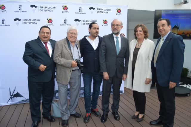 Castilla-La Mancha promociona en México a la región como destino turístico