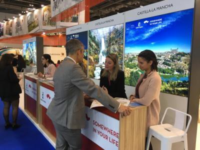 Castilla-La Mancha repite presencia en la 'World Travel Market' de Londres