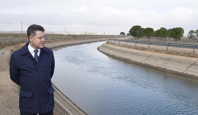 """Page califica el trasvase Tajo-Segura de """"indecencia ecológica"""" y exige su fin"""