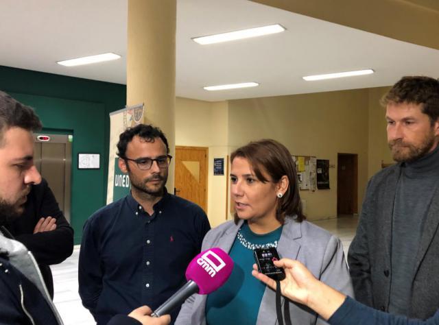 García Élez asiste a la charla 'Hacia la ciudad sostenible: responsabilidad conjunta'