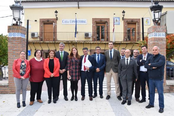 Los afectados por las inundaciones de Cebolla tendrán prioridad en las ayudas a la rehabilitación