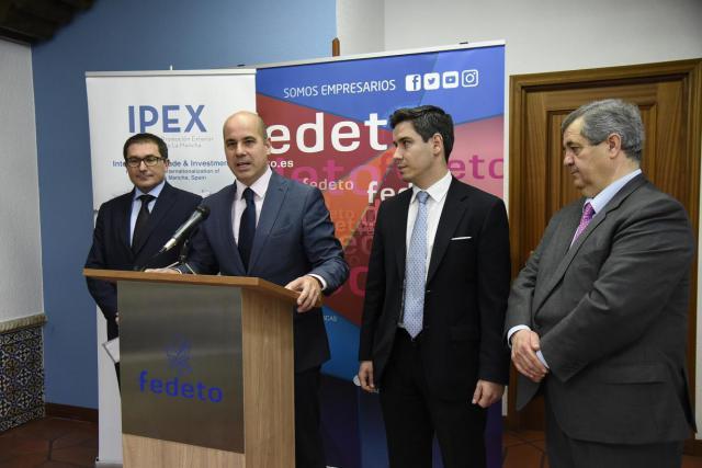 Castilla-La Mancha cuenta con más de 5.100 empresas exportadoras