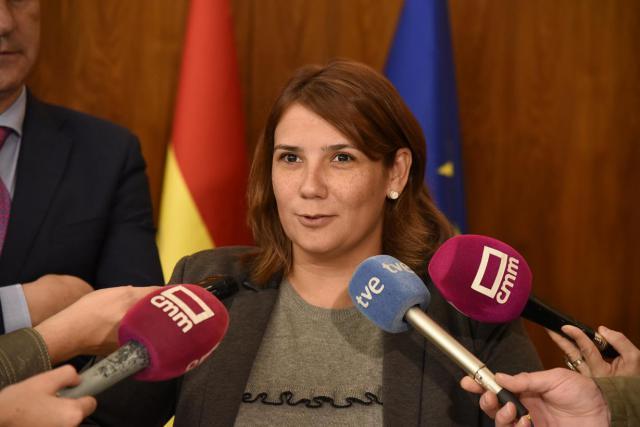 Agustina García: 'El agua se necesita en Castilla-La Mancha'