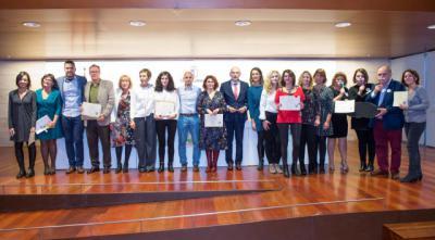 El Centro de Salud de Navamorcuende y el Hospital de Talavera, galardonados en los Premios DIGNIFICA