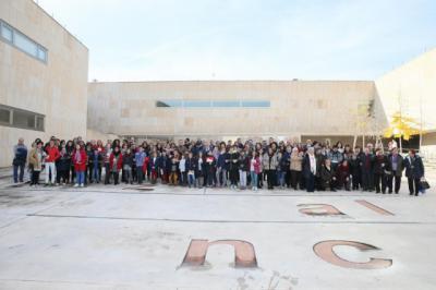 Mención especial para el Colegio 'Bios' de Talavera en el concurso 'Recrearte'