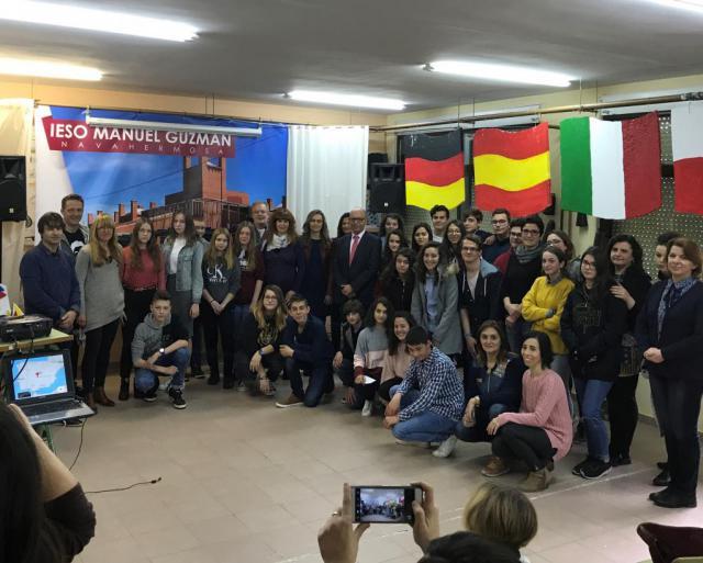 Los centros educativos están desarrollando 47 nuevos proyectos 'Erasmus+' en la provincia
