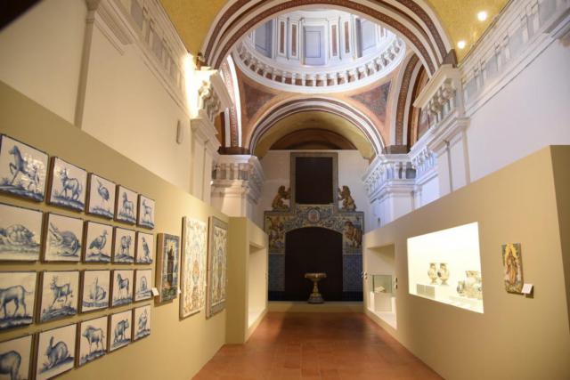 La exposición 'aTempora Talavera' llega a los 40.000 visitantes en tres meses