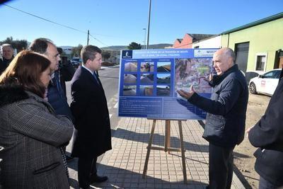 Inauguración de las mejoras en las carreteras de El Campillo y Belvís de la Jara
