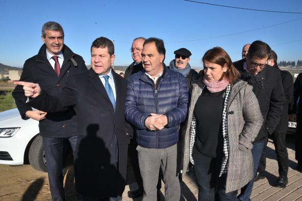 """Page pedirá al Gobierno de España """"inversión real"""" para el ferrocarril y la plataforma logística para Talavera"""