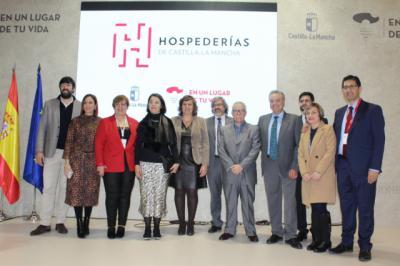 CLM presenta la Red de Hospederías, un alojamiento turístico singular por su excelencia y ubicación
