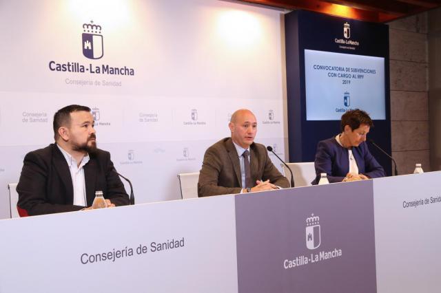 El Gobierno de Castilla-La Mancha inicia los pagos de la convocatoria de subvenciones de IRPF