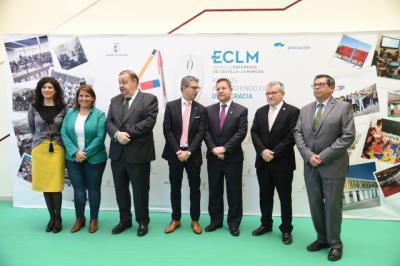 CLM reclama el compromiso de toda la sociedad para impulsar el sistema educativo