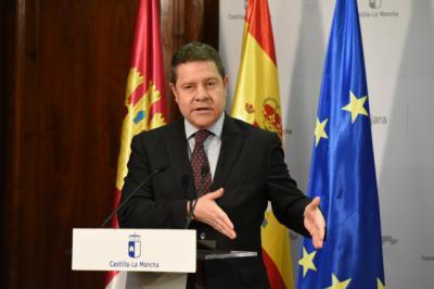 Page: 'El nuevo Corredor Atlántico corrige la enorme injusticia de sacar a Talavera del mapa de la red logística'