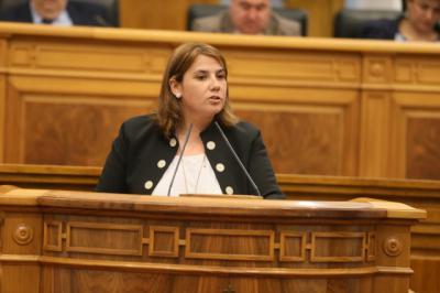 Agustina García: 'Fue Rajoy el que dejó caducar la Declaración de Impacto Ambiental del AVE a Talavera'
