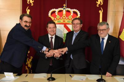 La Junta cede espacios a la UCLM en Talavera para impulsar Podología e Informática