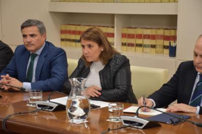 García Élez exige al Ministerio acelerar la electrificación y el desdoblamiento de la línea Madrid-Talavera-Extremadura