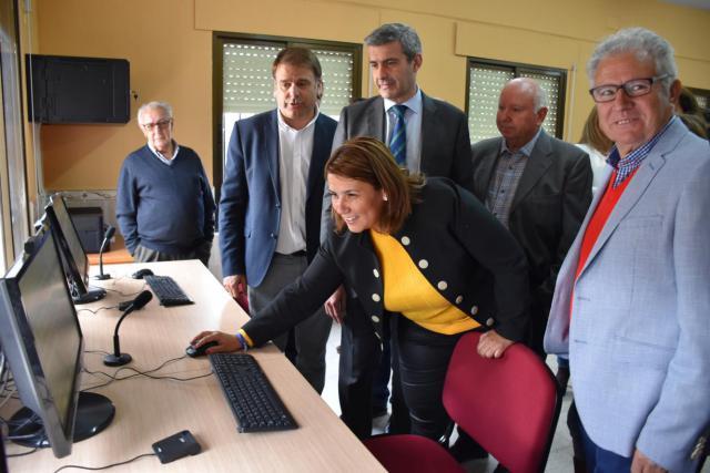 Santa Ana de Pusa, primer Punto de Inclusión Digital de la provincia