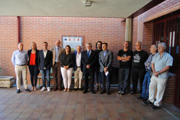 La Junta celebra con el IES 'Puerta de Cuartos' de Talavera su 30 aniversario