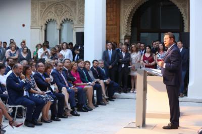 El Consejo de Gobierno de asume los nuevos retos de futuro de la Comunidad Autónoma