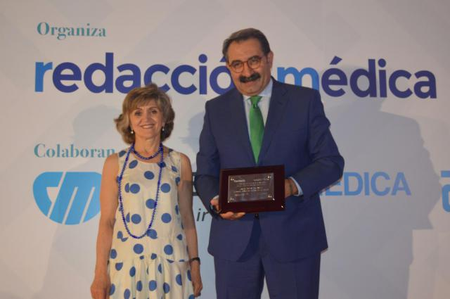 Importante reconocimiento para el consejero de Sanidad y el SESCAM