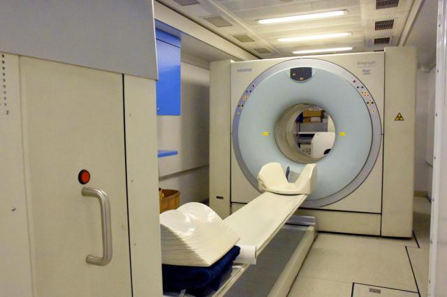 Más de 90 pacientes se han beneficiado del PET-TAC móvil en el Hospital de Talavera