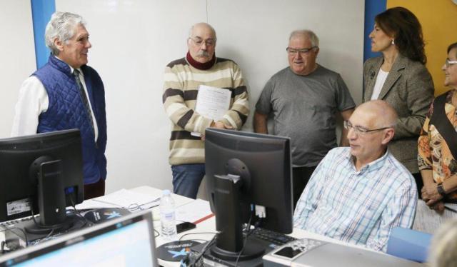 La Junta duplica en 5 años las ayudas a las Federaciones de Mayores