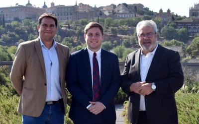 La Junta pide a RENFE que agilice los estudios de la alta velocidad de la línea Madrid-Talavera-Extremadura