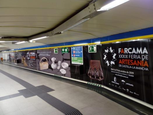 La Junta promociona FARCAMA en Madrid