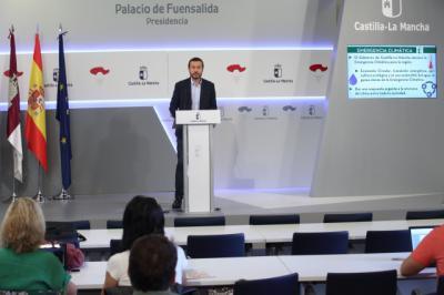 La Junta aprueba la Declaración de Emergencia Climática