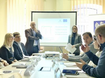 El Gobierno de Castilla-La Mancha muestra en la última cita del DECODE en Letonia sus medidas contra la despoblación