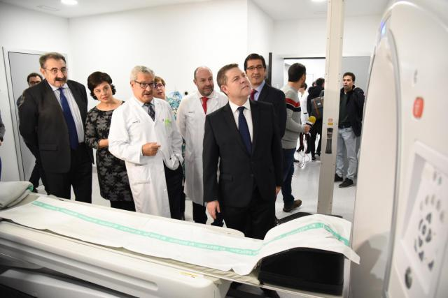 La Junta incorpora la tecnología más avanzada en Medicina Nuclear para Castilla-La Mancha