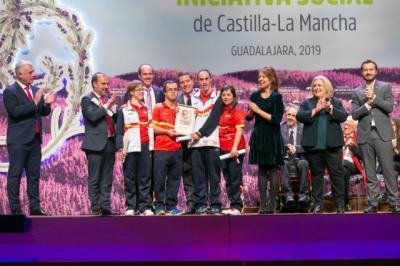 El Gobierno de Castilla-La Mancha entrega un total de 22 reconocimientos a la Iniciativa Social