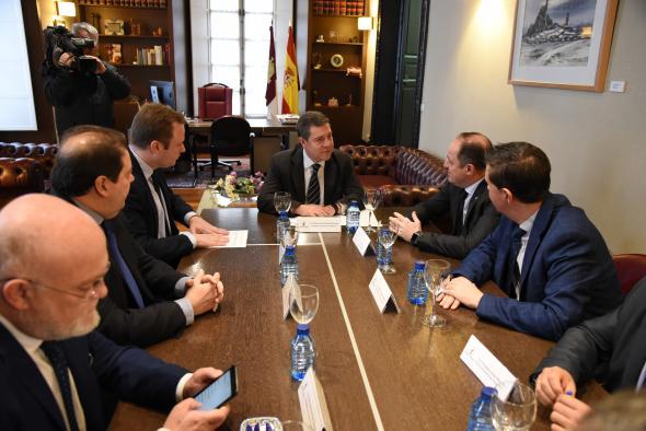 El Gobierno regional autorizará una inversión de 104 millones de euros para el Hospital de Albacete