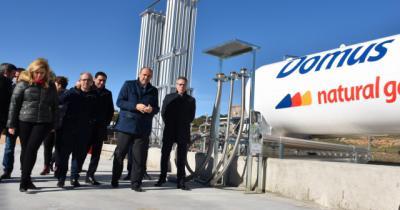 97 municipios de Castilla-La Mancha disponen de suministro de gas natural