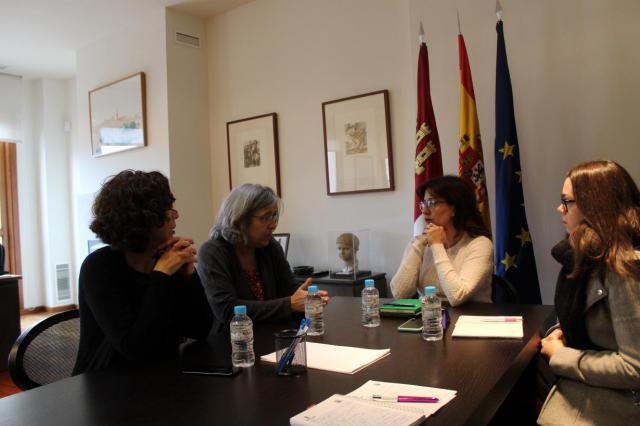 Castilla-La Mancha mejora la empleabilidad de las mujeres a través del Programa DANA