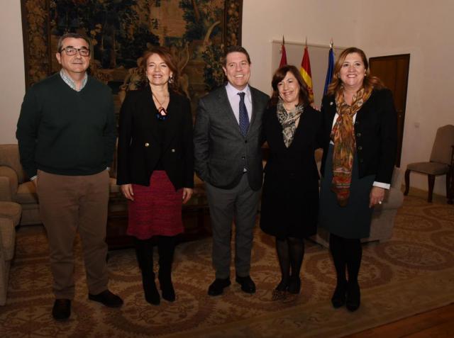 El Gobierno de Castilla-La Mancha comienza el año con una 'clara' agenda social