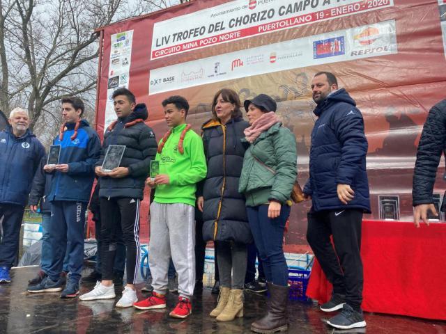 Puertollano celebró este año su LIV edición del 'Cross del Chorizo'
