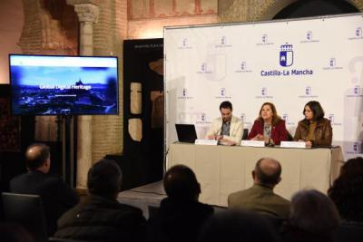 Castilla-La Mancha estará a la cabeza de Europa en la digitalización 3D del patrimonio cultural