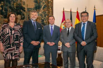 El Gobierno CLM busca captar proyectos de capital extranjero en Francia