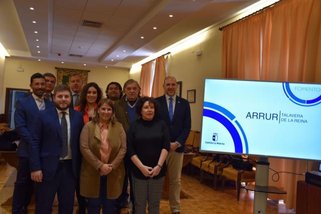 TALAVERA | La Junta invertirá 1,4 millones de euros en la rehabilitación y regeneración del casco histórico