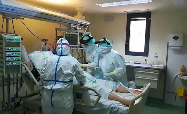 COVID-19 | Sigue mejorando la situación en Castilla-La Mancha: más altas y menos hospitalizados