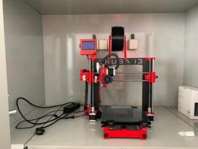 SOLIDARIDAD | Institutos de Talavera y comarca elaboran material sanitario con impresoras 3D