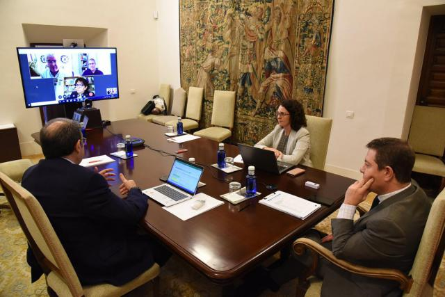 COVID-19 | La Junta agradece la labor que el personal de Enfermería está realizando en la lucha contra la pandemia