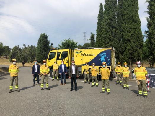 CLM | 3.000 personas y 43 medios componen la campaña contra incendios