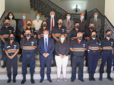 CLM | La Junta destina más de 330.000 euros a Protección Civil