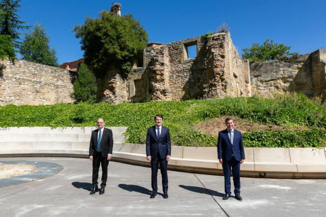 ACTUALIDAD | Castilla-La Mancha, CyL y Aragón, unidos contra la despoblación