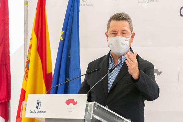 CLM | La carta de Page al PP por el Pacto por la Recuperación