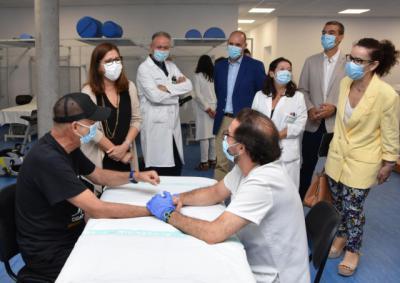 SANIDAD | Rehabilitación del Hospital de Talavera duplica su espacio